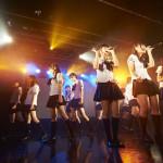 新宿に舞い降りた流星群。CoverGirlsの初ワンマンライブ