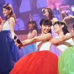 12人のプリンセス(SUPER☆GiRLS)が繰り広げた、豪華で美しく最高のパフォーマンス