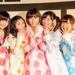 hanarichuのリーダー 緒方ももが「出荷」ライブで感謝の気持ちを歌い上げる