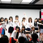 PIPデビュー1周年定期公演にて、ファン待望のCDデビューを発表!
