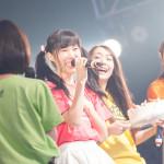 新宿ReNYを埋め尽くすファンに感謝! notall 1周年記念ワンマンライブ