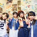 「愛踊祭」優勝の勢いに乗りたい! 4人になった新生ミルクスの東京公演第3弾