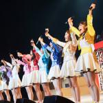 SUPER☆GiRLS単独公演と新体制&3名の留学発表に中野サンプラザが揺れた!!