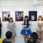 4名のアイドルを迎え、2月1日~12日「TOKYO IDOL NETパネル展 in ハッセルブラッドストア東京」開催