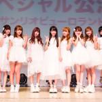 キティ、マイメロ、シナモンなど、サンリオキャラクターも登場! アキシブproject 大谷映美里の卒業公演