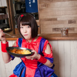 坂元由奈(FES☆TIVE) Caligari Curry Live 2016.4.13