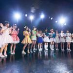 ぷちぱすぽ☆2マンライブのラストで、PASSPO☆増井みおが手がけた新衣装を神宿が披露!