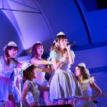 晴れ女 PASSPO☆の本領発揮! 雨の切れ目のフリーワンマンで『バチェロレッテは終わらない』を披露!!