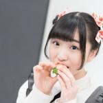 撮影中に5人は何を食べたのか!?『eating ぷちぱすぽ☆』