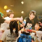 神宿のツアーファイナルでタワレコとのコラボレーベル『神塔』の設立と2周年記念ライブの開催を発表!