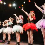 4周年記念ワンマンライブで新曲と新衣装を披露! paletの輝ける未来への第一歩