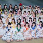 SUPER☆GiRLS、Cheeky Parade、GEMが新体制を発表! 初パフォーマンスを披露