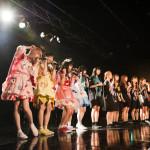 ラストはまねきケチャを迎えての2マン!! アキシブprojectが3日間連続無料ライブを完走!