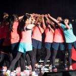 新メンバーを加えたSUPER☆GiRLSが、ノンストップライブで熱いステージを展開!!