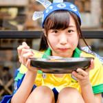 藤本理子(ぷちぱすぽ☆) Caligari Curry Live 2016.9.29