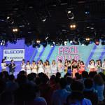 ASCII主催のアイドルイベント『ASCII @LIVE 2016』に、GEM、9nine、神宿、アプガが登場!