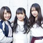 palet新メンバー<齋藤由李名、羽原由佳、反田葉月>特別インタビュー