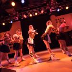 シブドのオレンジ 小田切瑠衣が卒業ライブで、1504日間の思いを込めたステージを披露