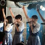 デビューの地、新宿LOFTでレッツポコポコがワンマンライブ。新曲2曲を披露!