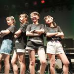 耳で楽しむアイドルライブ! 全曲バンド編成のsora tob sakana単独ライブの衝撃