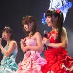 ライブ終了後に「純情のアフィリア」に改名!「伝説」のコヒメ、ユカフィン、ミク卒業ライブ