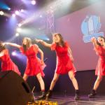 マンガ家・ナカGが作り出す、4組のグループによる幸せなライブ空間