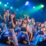 モモコ、モエ、ナナが卒業を発表、純情のアフィリア ツアーファイナル