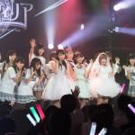 モモコ、モエ、ナナがそれぞれの『アイドル』を魅せた、純情のアフィリア卒業公演