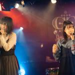 朝倉ゆりと虹香が熱唱!アコースティックライブ「Let's Sing!」-LEVEL1-