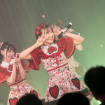 リーダー虹香が卒業を発表!イケてるハーツ6周年記念ワンマンライブ